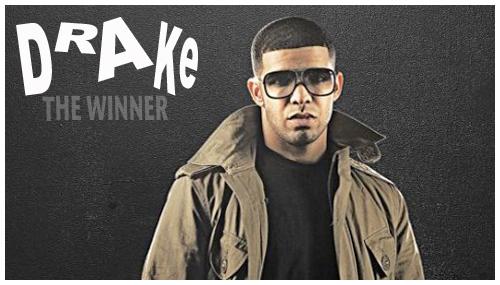 drake the winner